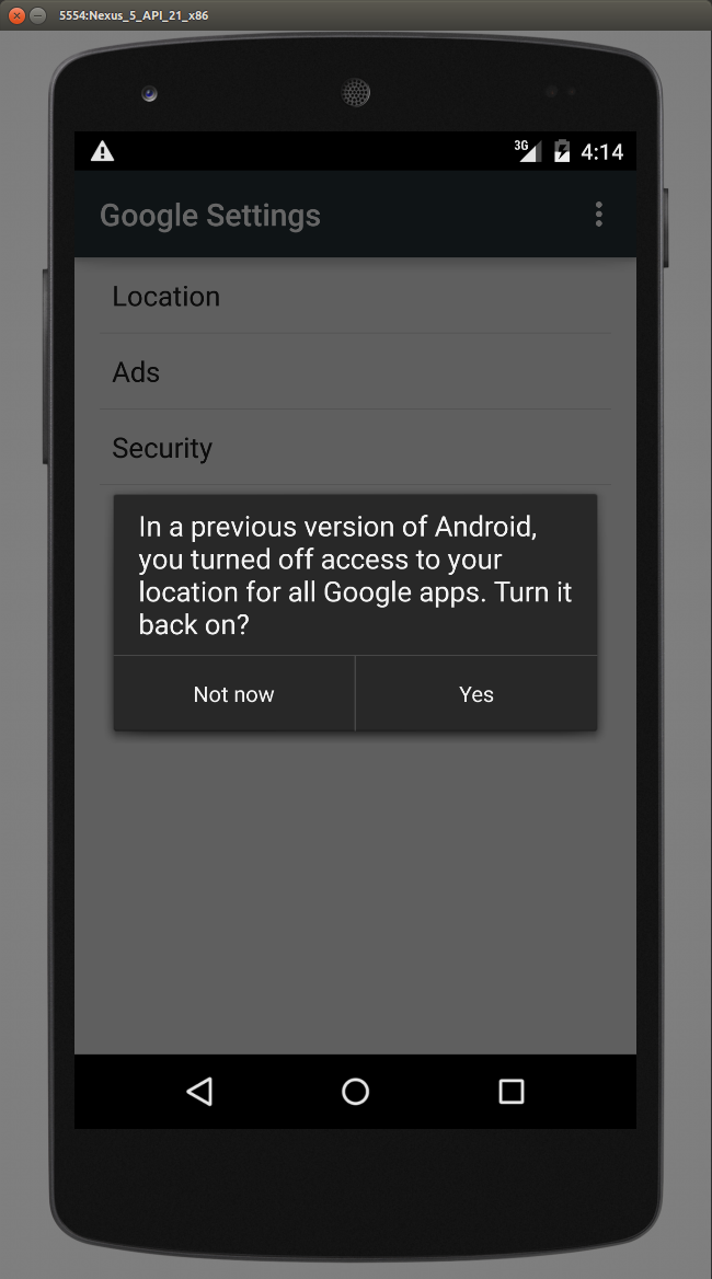 Getting started with the Android Developer Tools (Android 5 1