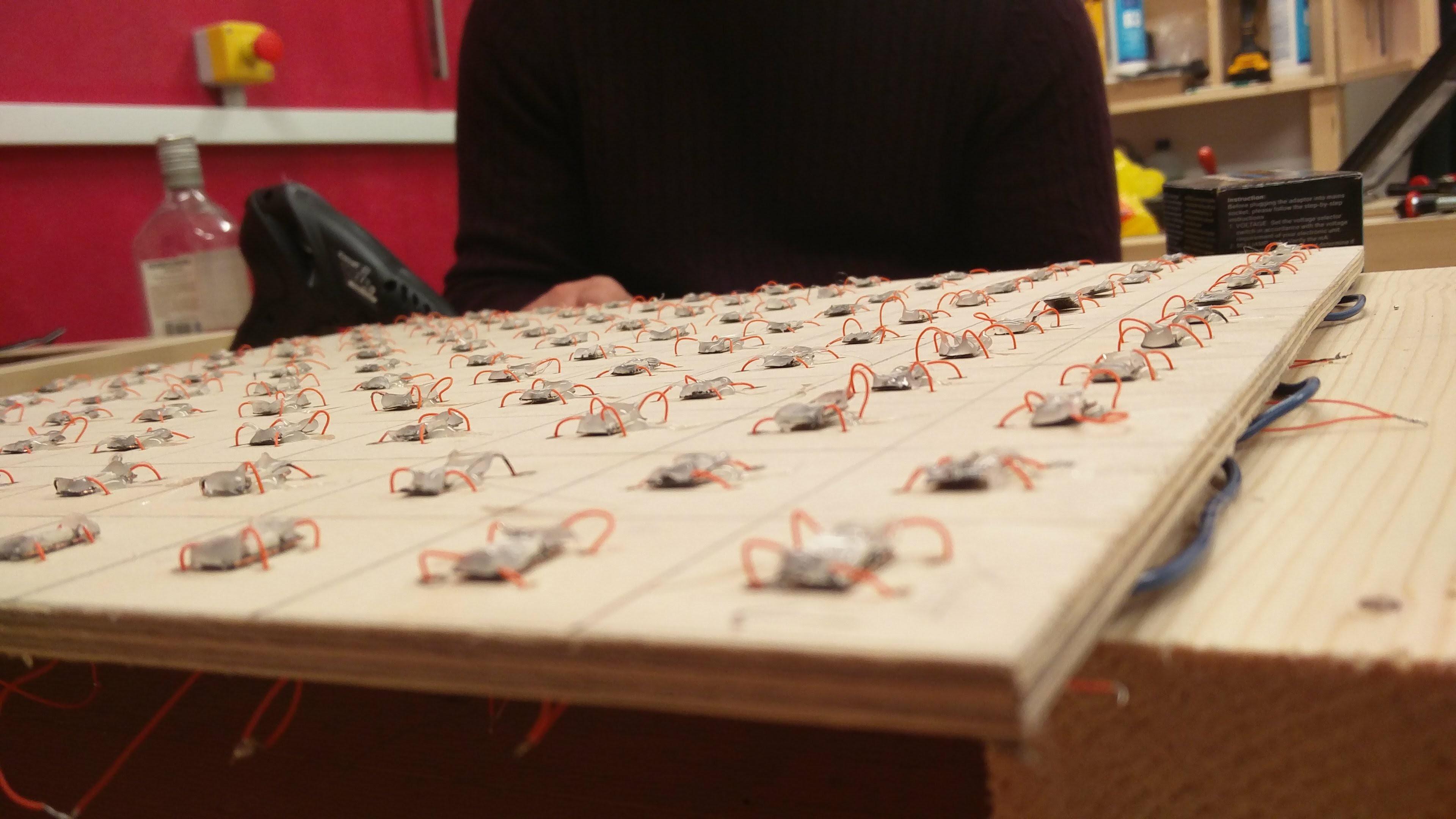Interactive table - Mechatronics Exercises - Aalto