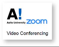 Online video meeting - MyCourses help - Aalto University Wiki